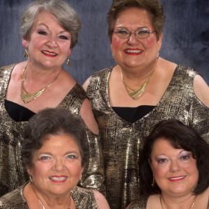 Glitz! - Barbershop Quartet in Houston, Texas