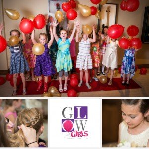 Glow Girls - Princess Party in Denver, Colorado