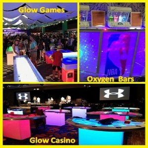 Glow Party Specialists - #Glow4U - Party Rentals / Murder Mystery in Suwanee, Georgia