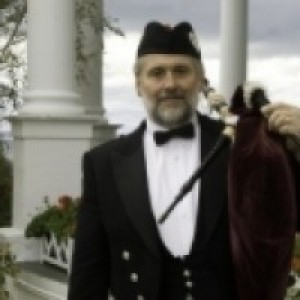 Gregor MacGregor - Scottish Piper - Bagpiper in Mackinac Island, Michigan