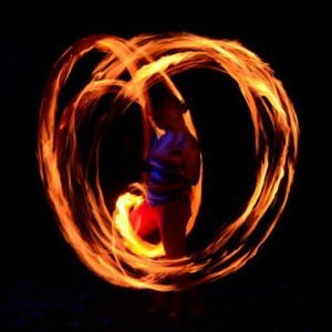 Gnarly Miss Marley - Fire Performer in Manhattan, Montana