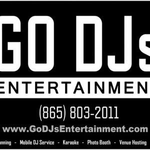 GO DJs - Mobile DJ / Wedding DJ in Cookeville, Tennessee