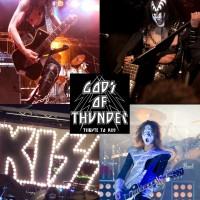 Gods of Thunder - Tribute To KISS - KISS Tribute Band in Los Angeles, California