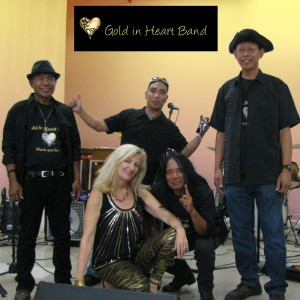 Gold in Heart - Cover Band / College Entertainment in Carlsbad, California