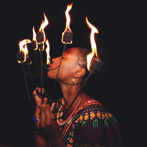 Gold N Eye Entertainment - Fire Performer / Actress in Miami, Florida