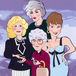 Golden Girls LIVE