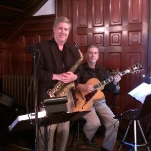 Gomez & Sadlon - Jazz Band / Jazz Guitarist in Newtown, Connecticut