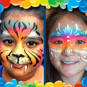 Gonzee Designs - Face Painter / Balloon Twister in Burnsville, Minnesota