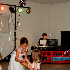 Good Times Entertainment/ Dynamic Images - Wedding DJ / Wedding Entertainment in Sioux City, Iowa
