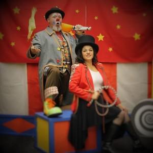 Goode Braggart Circus - Circus Entertainment in Corpus Christi, Texas
