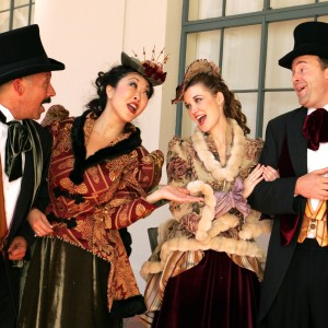 Goode Time Carolers - Dallas - Christmas Carolers / A Cappella Singing Group in Dallas, Texas