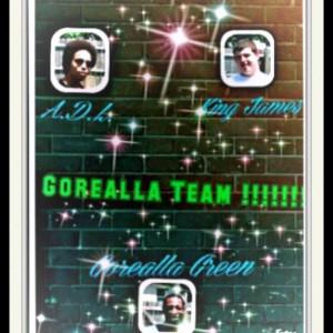 Gorealla Team - Hip Hop Group in Indianapolis, Indiana