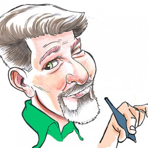 Got Caricatures? -by Steve Lefkowitz