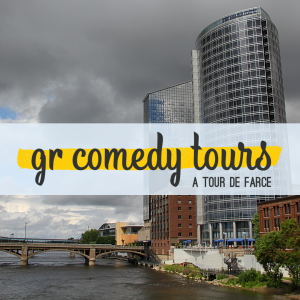 GR Comedy Tours - Corporate Comedian in Grand Rapids, Michigan