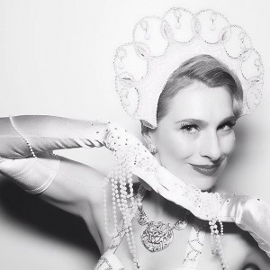 Grace Gotham, Caburlesque Chanteuse - Cabaret Entertainment in New York City, New York
