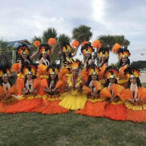 Grace Hula Dance Company - Face Painter / Outdoor Party Entertainment in Dallas, Texas