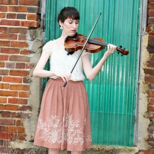 Grace Mathews - Violinist / Fiddler in Sherman, Mississippi