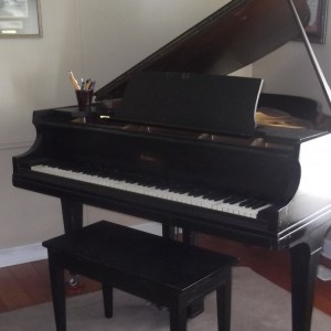 Grace Note Music Studio Piano Lessons - Pianist in Wilmington, North Carolina