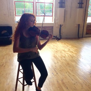 Grace McCaw Music - Violinist in Nashville, Tennessee