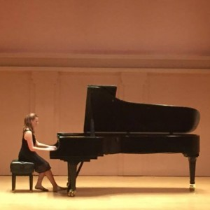Grace Templeton Piano - Pianist / Classical Pianist in Houston, Texas