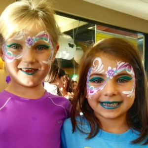 Grace with Magic City Face Art - Face Painter / Halloween Party Entertainment in Birmingham, Alabama