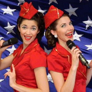 Gracie & Lacy - Broadway Style Entertainment / Andrews Sisters Tribute Show in Orlando, Florida