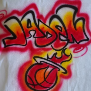 Graffiti-Pop - Airbrush Artist in Miami, Florida