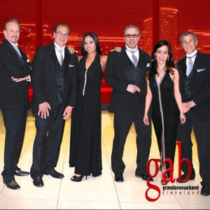 Grand Avenue Band - Wedding Band / Party Band in Cleveland, Ohio