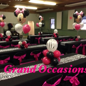 Grand Occasions - Balloon Decor / Wedding Planner in Rochester, New York