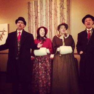 Grand Rapids Caroling Company - Christmas Carolers / A Cappella Group in Grand Rapids, Michigan