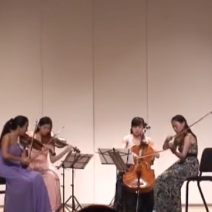 Grandioso String Quartet - Classical Ensemble / Wedding Musicians in Kansas City, Missouri
