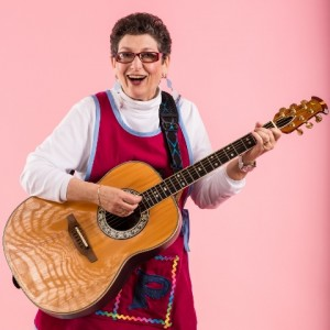 Grandma Paula - Children's Music in Raleigh, North Carolina