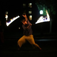 Sam Perry - Performance Artist - Fire Performer / Storyteller in Boston, Massachusetts