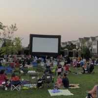 Great Lakes Outdoor Cinema - Inflatable Movie Screens in Brighton, Michigan