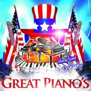 Great Pianos - Dueling Pianos / Comedy Improv Show in Los Angeles, California