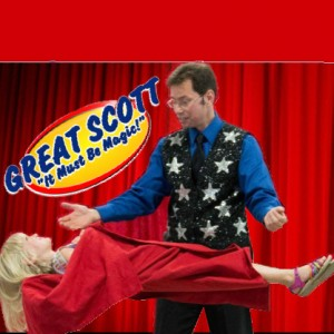 Great Scott - Children's Party Magician / Halloween Party Entertainment in Waukesha, Wisconsin