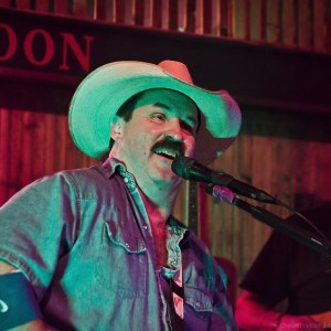 Greg Brown & the Texas 1836 Band - One Man Band in Houston, Texas