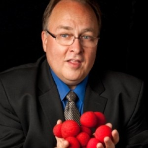 Greg Hubbard - Comedy Magician - Magician / Corporate Magician in Crystal Lake, Illinois