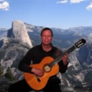 Greg Williams - Classical Guitar - Classical Guitarist in Sacramento, California
