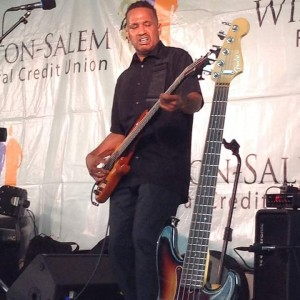 Gregg Holsey - Bassist in Greensboro, North Carolina