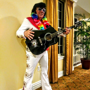 Gregg Peters The Tribute King - Elvis Impersonator in Astoria, New York