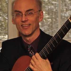 Gregory Dinger - classical guitarist - Classical Guitarist / Classical Ensemble in Woodstock, New York