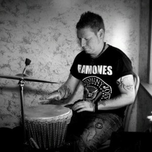 Gregston Van Pukeston - Drummer in New Paltz, New York