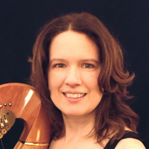 Gretchen Brumwell - Harpist in Cedar Rapids, Iowa