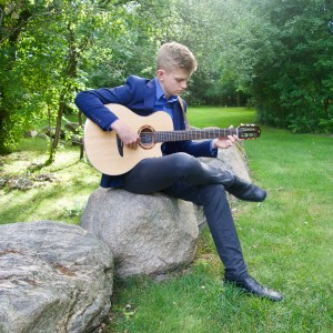 Griffin Benton - Classical Guitarist in Bloomfield Hills, Michigan