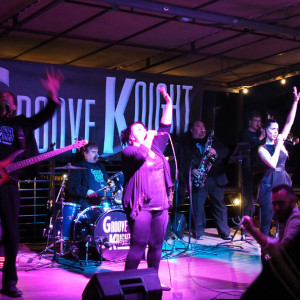 Groove Knight - Wedding Band / Disco Band in Austin, Texas