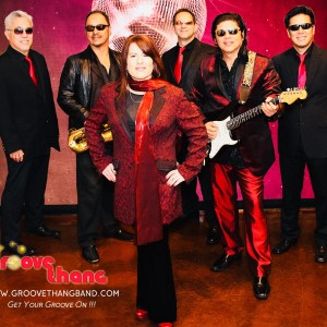 Groove Thang Band - Cover Band / Corporate Event Entertainment in Sacramento, California