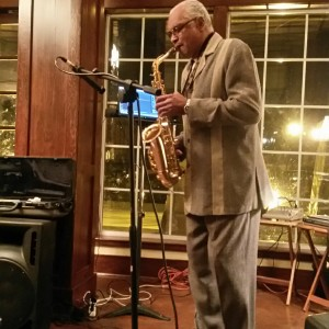 "Groove"" - Saxophone Player in Tupelo, Mississippi"