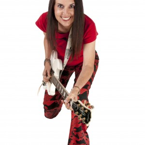 Groovy Judy - Singing Guitarist / Guitarist in San Francisco, California
