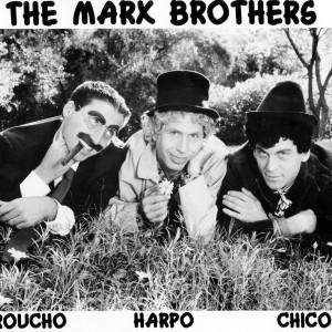 Groucho / Marx Brothers / Steve Apple Impersonator